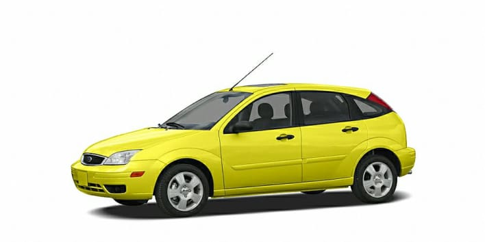 2005 Ford Focus ZX5 SES 4dr Hatchback Specs and Prices