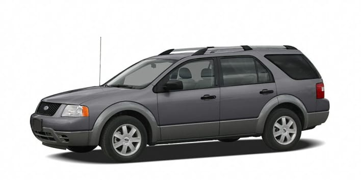 2005 Ford Freestyle Sel 4dr All Wheel Drive Station Wagon