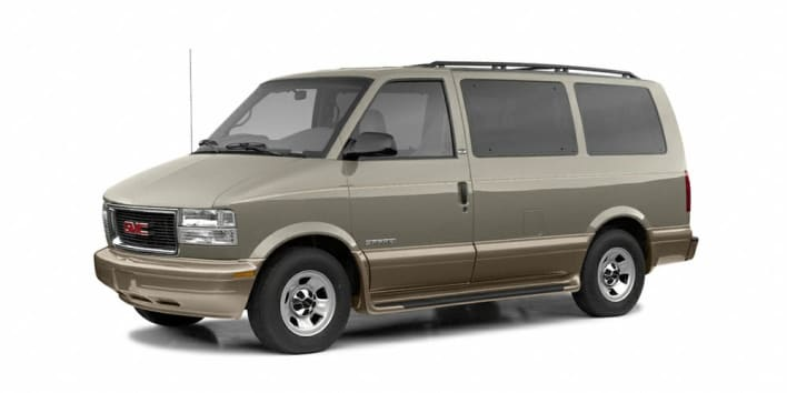 2005 gmc safari slt all wheel drive passenger van pricing and options. Black Bedroom Furniture Sets. Home Design Ideas