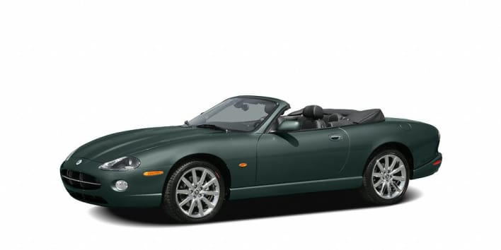 2005 Jaguar Xk8 Base 2dr Convertible Pricing And Options