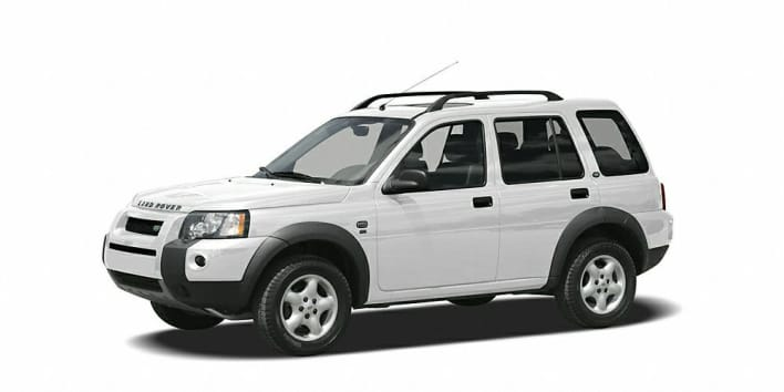 2005 Land Rover Freelander SE 4dr All-wheel Drive for Sale