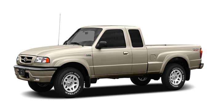 Mazda Certified Pre-Owned >> 2005 Mazda B4000 Base 4x4 Cab Plus 4 125.9 in. WB Pricing and Options