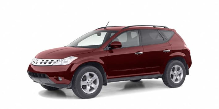 2005 Nissan Murano S Front-wheel Drive Pricing and Options