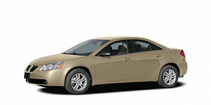 2005 Pontiac G6 Base 4dr Sedan Pricing And Options
