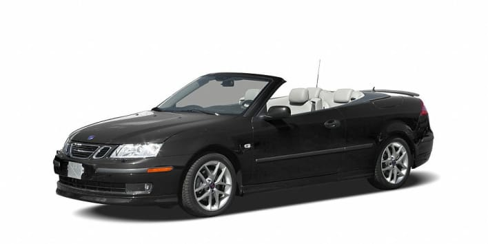 2005 saab 9 3 aero 2dr convertible pricing and options. Black Bedroom Furniture Sets. Home Design Ideas