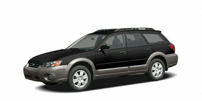 Subaru Dealers In Ct >> 2005 Subaru Outback 2.5XT Limited w/Blk Interior 4dr All ...
