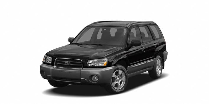 2005 subaru forester 2 5x 4dr all wheel drive pricing and. Black Bedroom Furniture Sets. Home Design Ideas