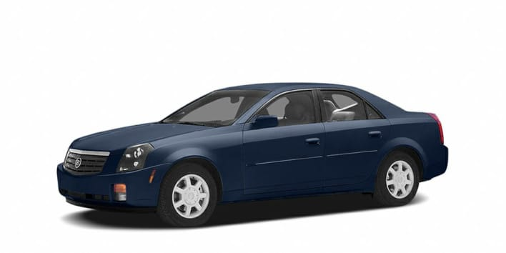 2006 cadillac cts sport w 1sb 4dr sedan pricing and options. Black Bedroom Furniture Sets. Home Design Ideas