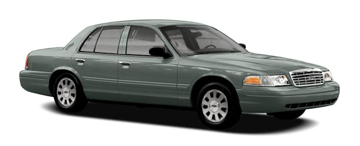 2006 ford crown victoria lx 4dr sedan pricing and options. Black Bedroom Furniture Sets. Home Design Ideas