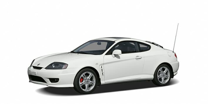 2006 hyundai tiburon gt 2dr coupe pricing and options. Black Bedroom Furniture Sets. Home Design Ideas