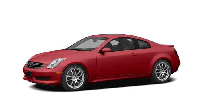2007 infiniti g35 base 2dr coupe pricing and options. Black Bedroom Furniture Sets. Home Design Ideas