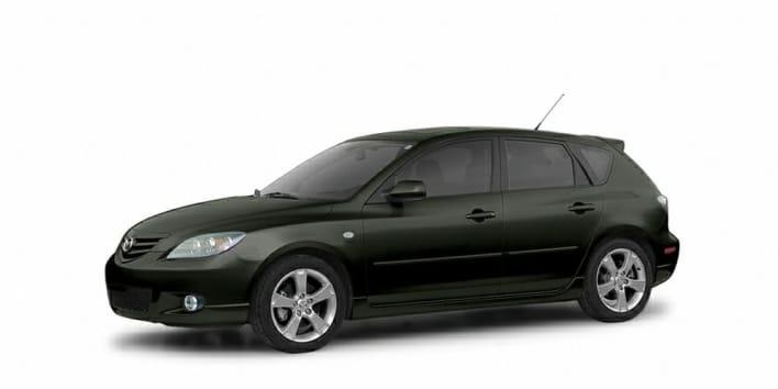 2006 Mazda Mazda3 s 4dr Hatchback Specs and Prices