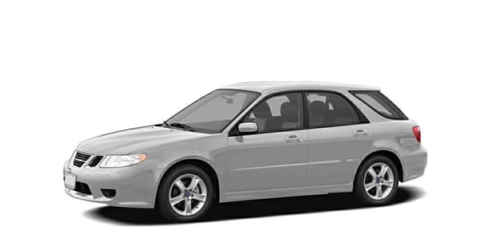 2006 saab 9 2x aero 4dr all wheel drive hatchback pricing and options. Black Bedroom Furniture Sets. Home Design Ideas