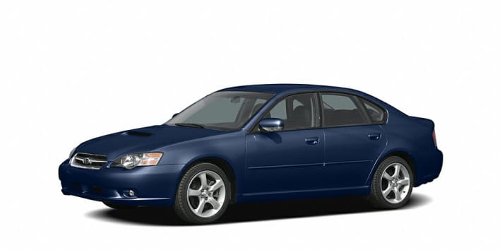2006 Subaru Legacy 25i 4dr Sedan Pricing And Options