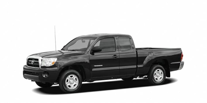 2006 Toyota Tacoma X Runner V6 4x2 Access Cab 127 2 In Wb Specs And Prices