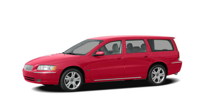 2006 Volvo V70 R 4dr All Wheel Drive Station Wagon Pricing And Options