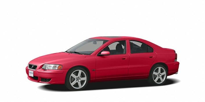 2006 Volvo S60 R 4dr Allwheel Drive Sedan Specs and Prices
