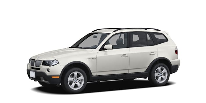 2007 Bmw X3 3 0si 4dr All Wheel Drive Specs And Prices