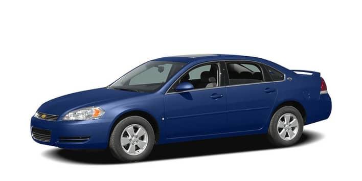 2007 Chevrolet Impala Lt W 3 5l 4dr Sedan Pricing And Options