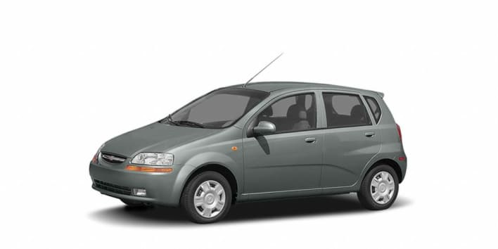 2007 Chevrolet Aveo 5 Ls 4dr Hatchback Specs And Prices