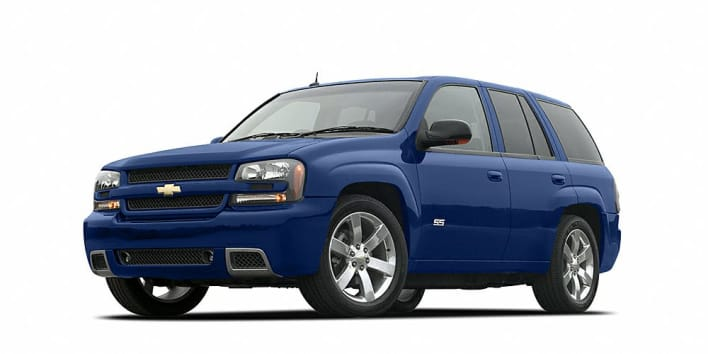 2007 chevrolet trailblazer ss w 3ss 4x2 pricing and options. Black Bedroom Furniture Sets. Home Design Ideas
