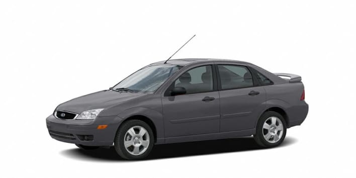 Ford Focus SES Dr Sedan Specs And Prices - 2007 ford
