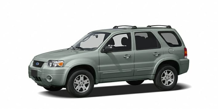 2007 ford escape xls 2 3l 4dr front wheel drive pricing and options. Black Bedroom Furniture Sets. Home Design Ideas