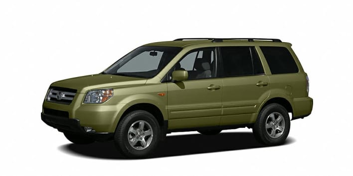 2007 honda pilot lx 4dr front wheel drive specs and prices. Black Bedroom Furniture Sets. Home Design Ideas