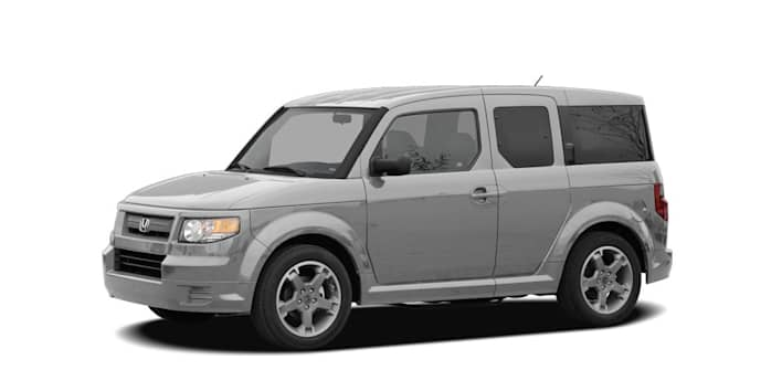 2007 Honda Element EX 4x4 Pricing and Options