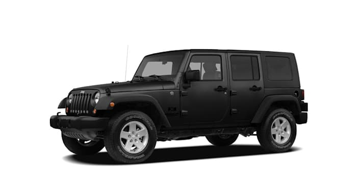 2007 jeep wrangler unlimited sahara 4dr 4x4 specs and prices. Black Bedroom Furniture Sets. Home Design Ideas