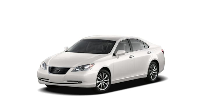 2007 lexus es 350 base 4dr sedan pricing and options. Black Bedroom Furniture Sets. Home Design Ideas