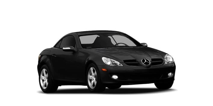 2007 mercedes benz slk class base slk 280 2dr roadster pricing and options. Black Bedroom Furniture Sets. Home Design Ideas