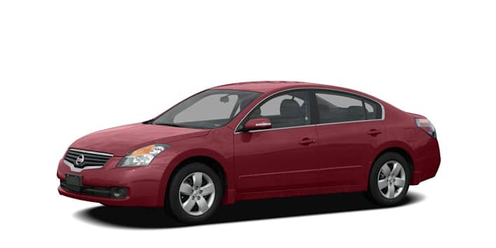 2007 Nissan Altima 3.5 SE 4dr Sedan Pricing and Options ...