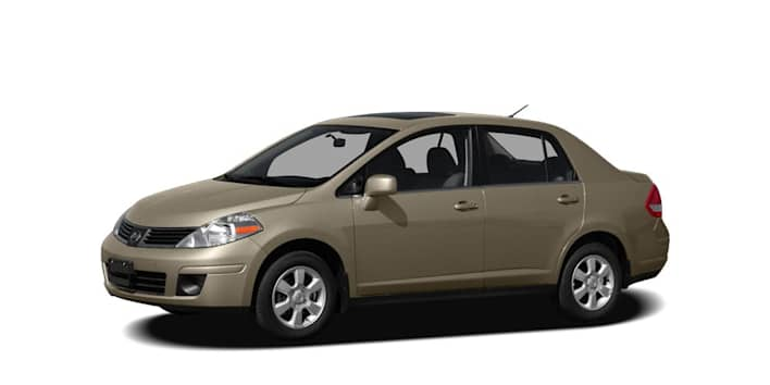 2007 Nissan Versa 1.8SL 4dr Sedan Pricing and Options ...