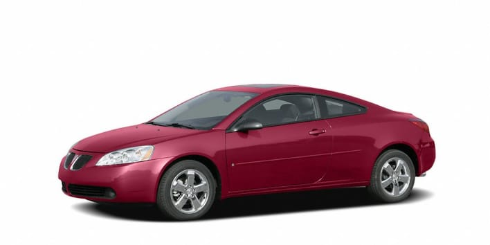 2007 Pontiac G6 GTP 2dr Coupe Specs and Prices