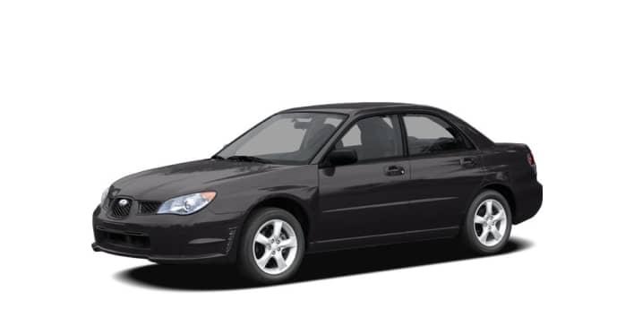 2007 Subaru Impreza WRX TR 4dr All-wheel Drive Sedan ...