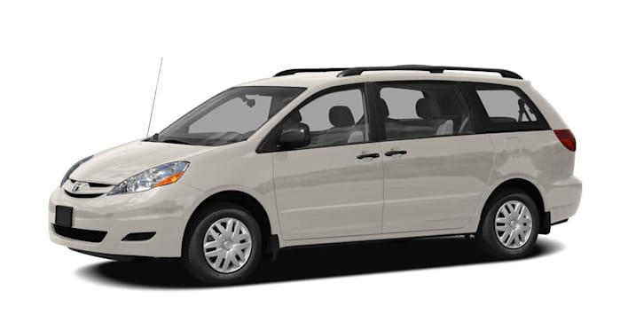 2007 Toyota Sienna Xle Limited 4dr All Wheel Drive Passenger Van Specs And Prices
