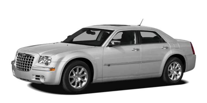 2008 chrysler 300c base 4dr all wheel drive sedan pricing and options. Black Bedroom Furniture Sets. Home Design Ideas