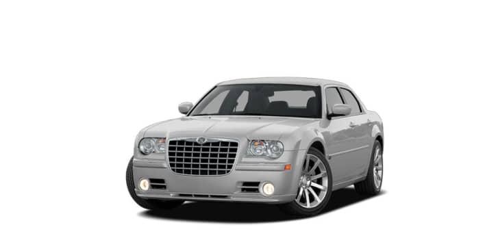 2008 chrysler 300c srt8 4dr rear wheel drive sedan pricing and options. Black Bedroom Furniture Sets. Home Design Ideas