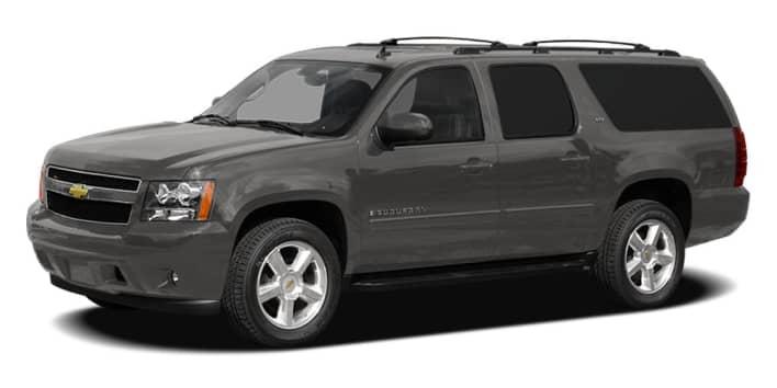 2008 Chevrolet Suburban 1500 Ltz 4x4 Specs And Prices