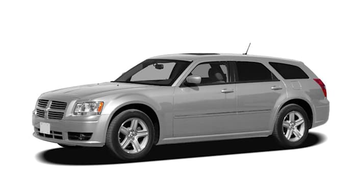 2008 Dodge Magnum Srt8 4dr Rear Wheel Drive Wagon For Sale
