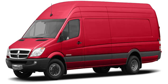 2008 dodge sprinter van 3500 high roof extended cargo van 170 in wb drw pricing and options. Black Bedroom Furniture Sets. Home Design Ideas