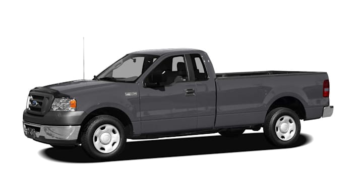2008 ford f 150 stx 4x4 regular cab flareside 6 5 ft box 126 in wb pricing and options. Black Bedroom Furniture Sets. Home Design Ideas