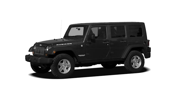 2008 Jeep Wrangler Unlimited Rubicon 4dr 4x4 Specs and Prices