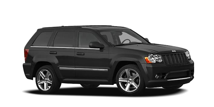 2008 jeep grand cherokee srt8 4dr 4x4 specs and prices. Black Bedroom Furniture Sets. Home Design Ideas