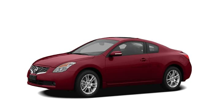 2008 Nissan Altima 25 S 2dr Coupe Equipment