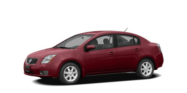 2008 Nissan Sentra 2.0S 4dr Sedan Pricing and Options