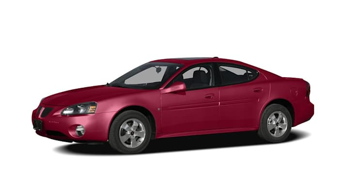 2008 pontiac grand prix gxp 4dr sedan specs and prices. Black Bedroom Furniture Sets. Home Design Ideas