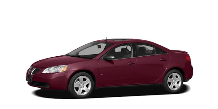 2008 Pontiac G6 Gxp 4dr Sedan Pricing And Options