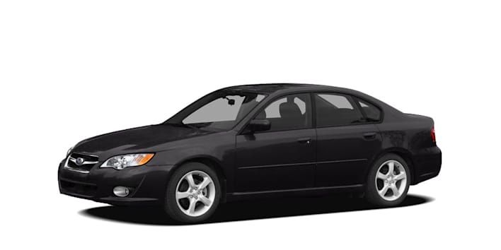 2008 Subaru Legacy 25i 4dr Sedan Pricing And Options